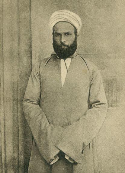 'АБДУ ('Абдо), Мухаммад (1849—1965)